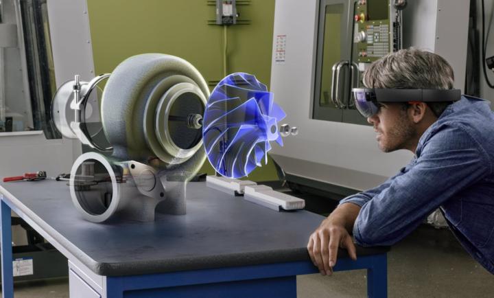 微软 Hololens 2 是怎么做出来的?